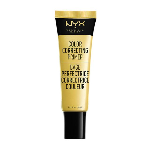 Nyx Cosmetics Color Correcting Liquid Primer in Yellow