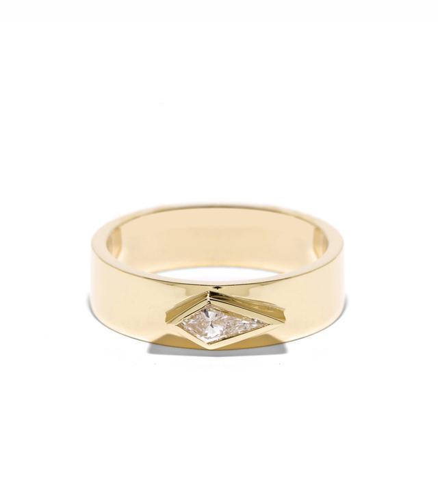 Azlee Kite Diamond Ring