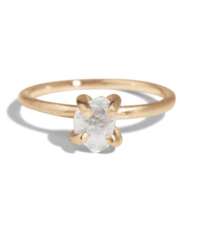 Bario Neal Kalmia Diamond Ring