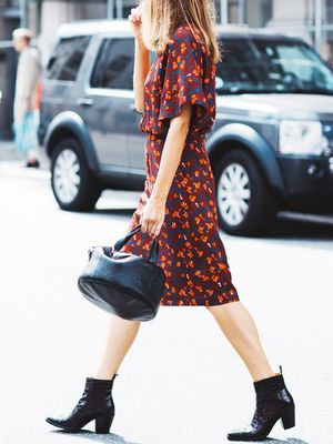 These Work Dresses Mean Business (But They're Cute Too)