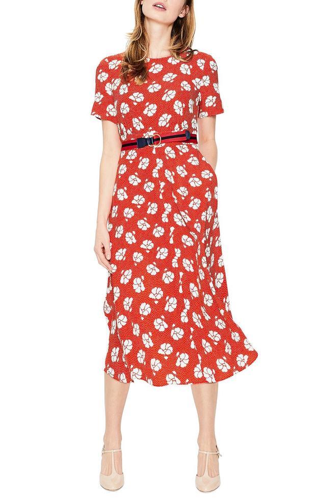 Women's Boden Ruth Midi Dress
