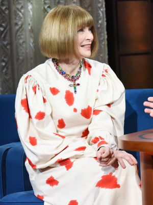 Anna Wintour Just Declared Her Favorite Met Gala Look