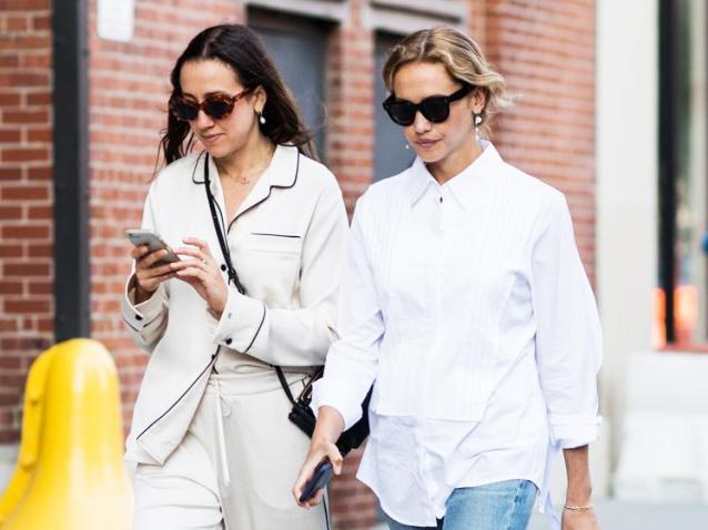 Best white button-down shirts