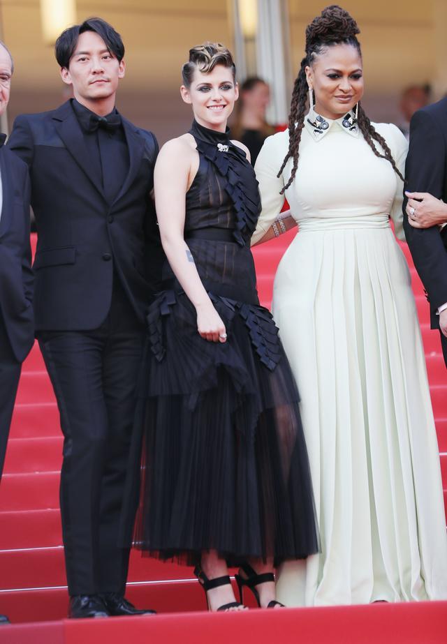 WHO: Kristen Stewart and Ava DuVernay
