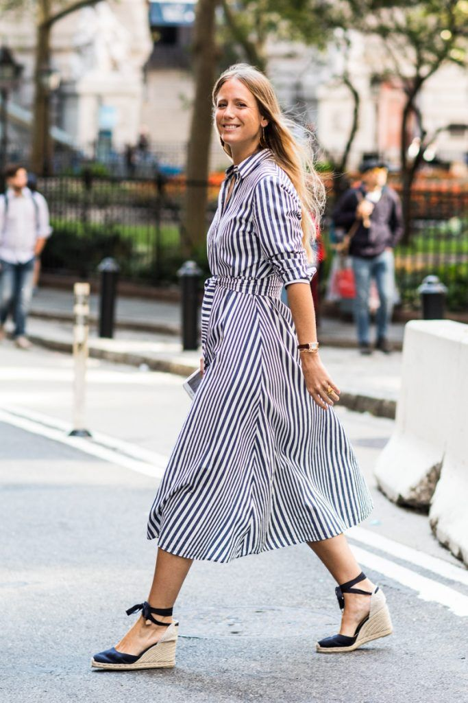 16 Casual Summer Dinner Outfits Who What Wear