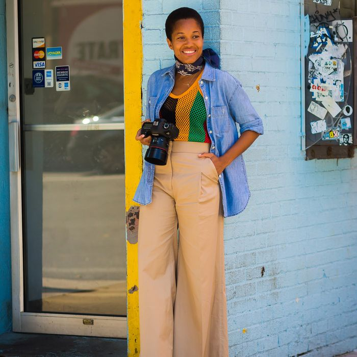 Enjoy a Laid-Back Dinner in These 16 Summer Outfits