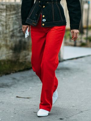 Transform Your Look With Colored Denim