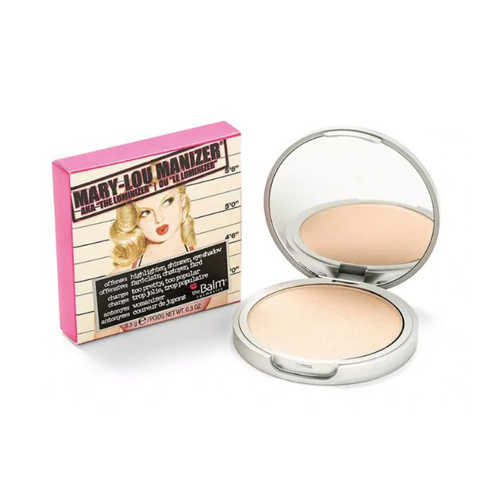 Mary-Lou Manizer Highlighter, Shadow & Shimmer by The Balm
