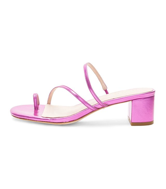 Lucy Sandal in Fuchsia. - size 8 (also in 10,5.5,6,6.5,7,7.5,8.5,9,9.5)
