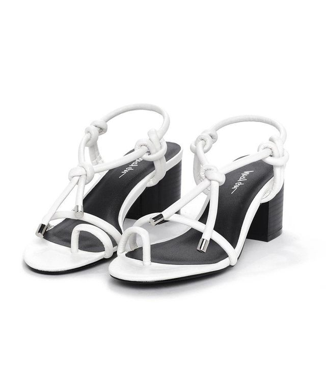 Nasty Gal On the Go Strappy Sandals