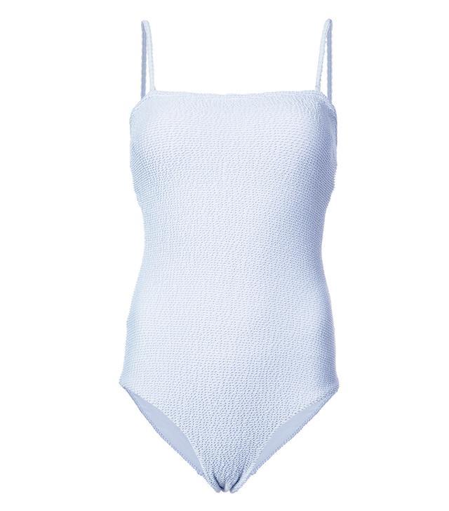 Estelle smocking swimsuit