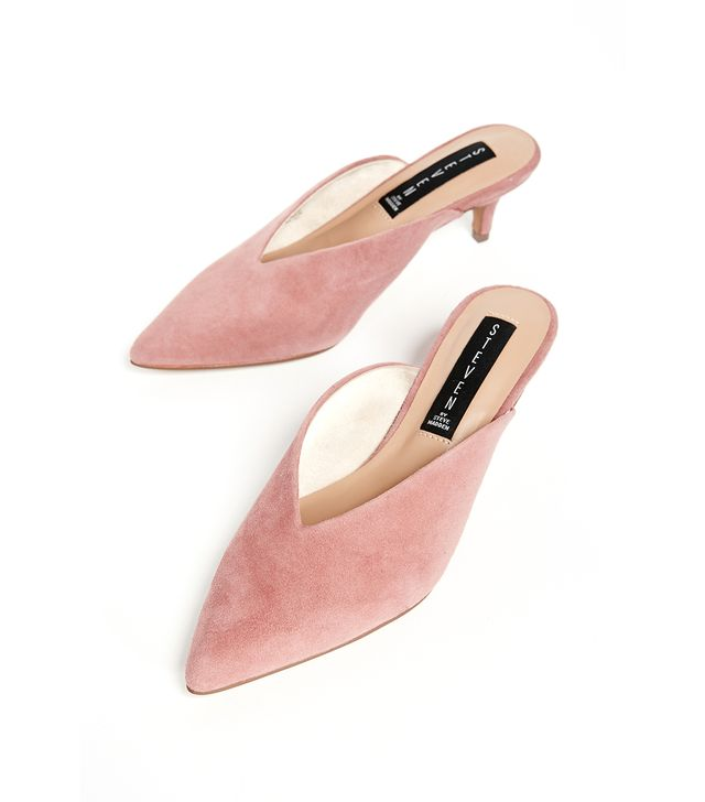Ainsley Point Toe Mules