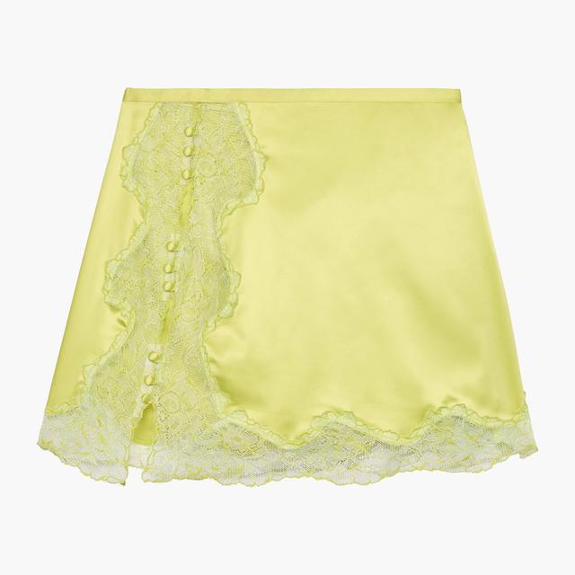 Savage x Fenty Satin Skirt
