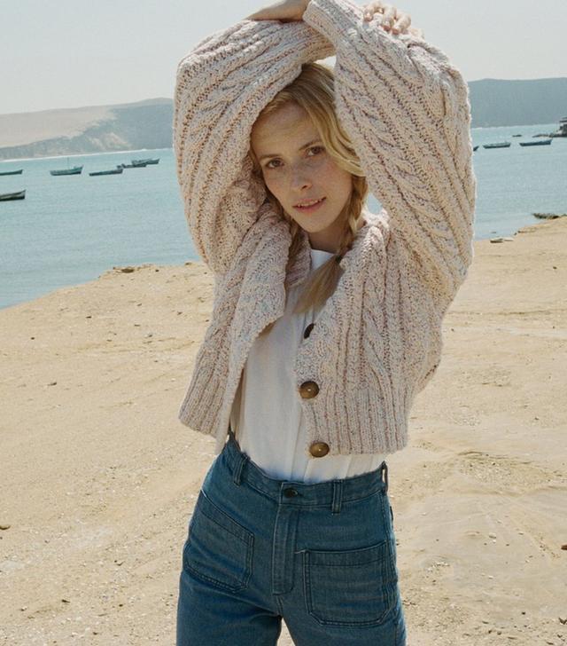 Dôen Cardiff Cardigan Sweater