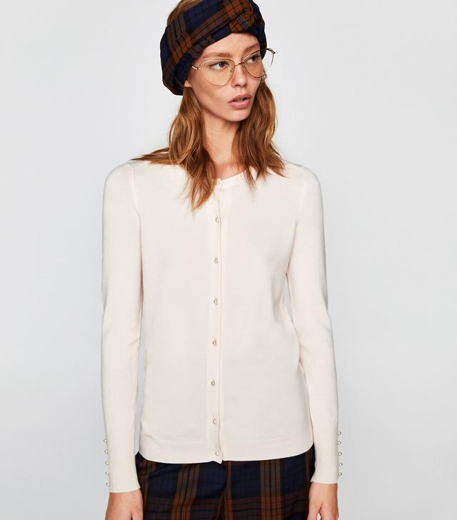 Zara Knit Cardigan