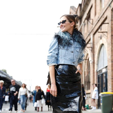 We're High-Key Obsessed With the Street Style Accessories at Fashion Week
