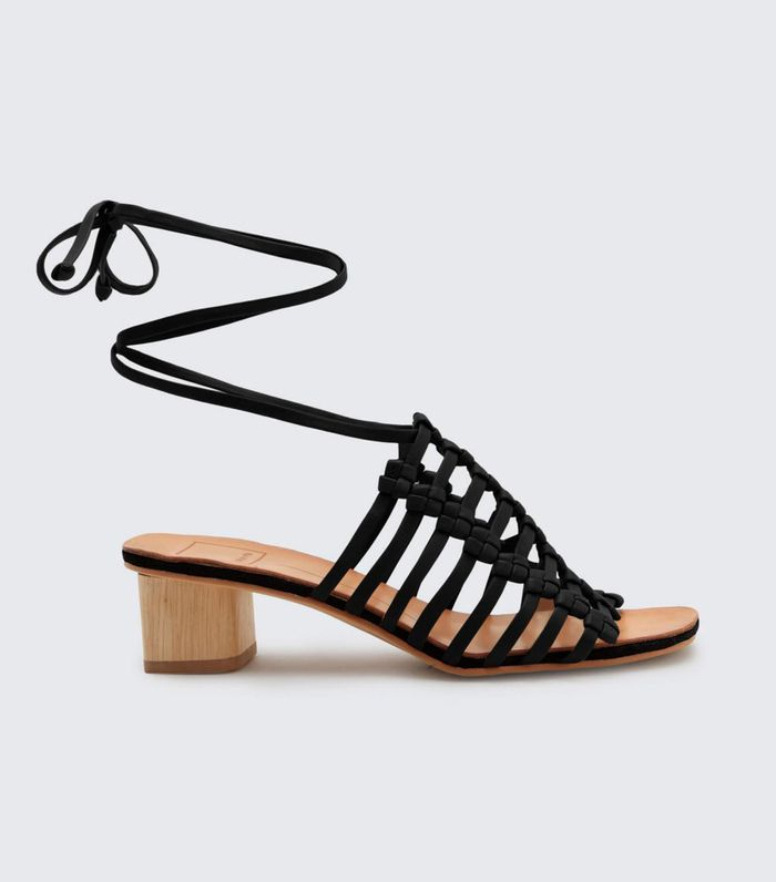 The Cheap Strappy Sandals I Scored for