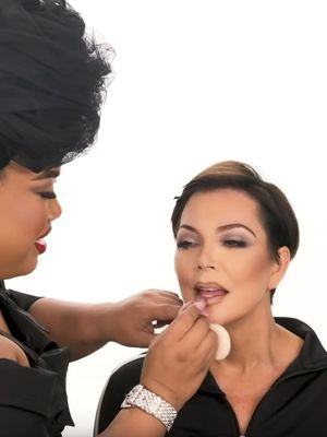 Kris Jenner Just Did Her First YouTube Makeup Tutorial