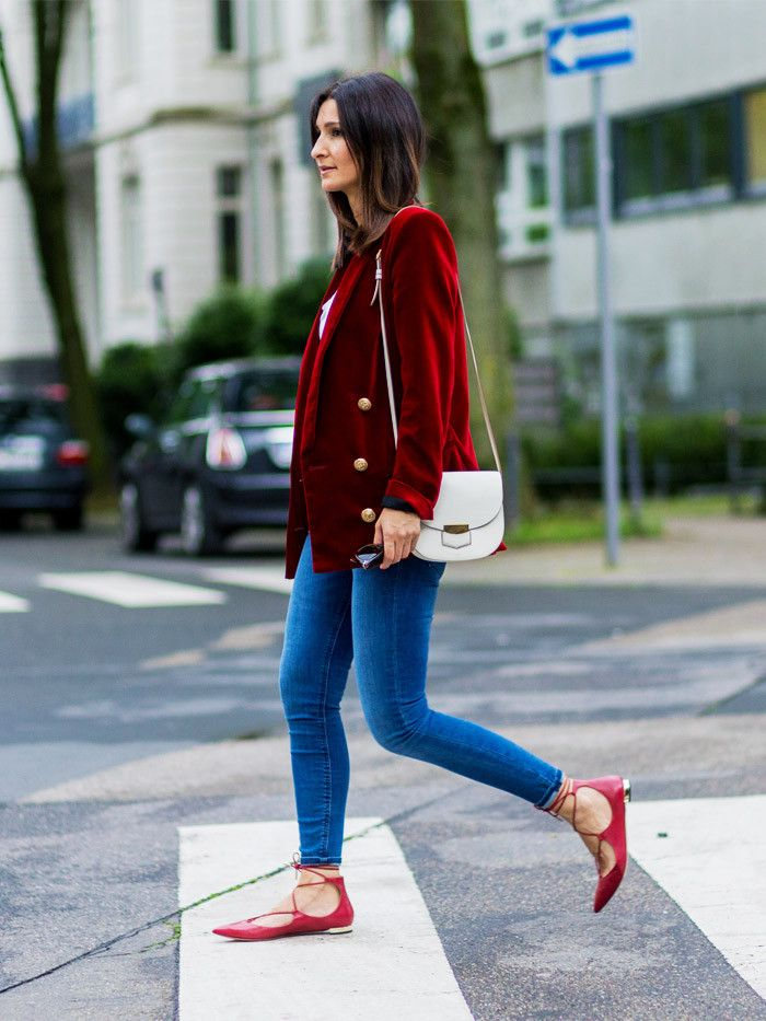 d71130b5752 Your Complete Guide to the Shoes That Are Perfect With Skinny Jeans ...
