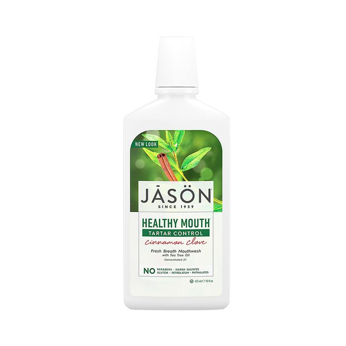 Healthy Mouth Tartar Control Mouthwash by Jāsön