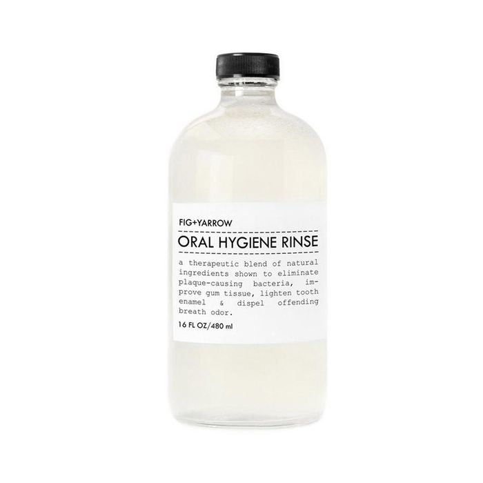Oral Hygiene Rinse by Fig + Yarrow