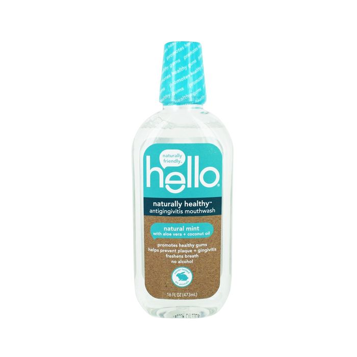 Anti-Gingivitis Mouthwash by Hello