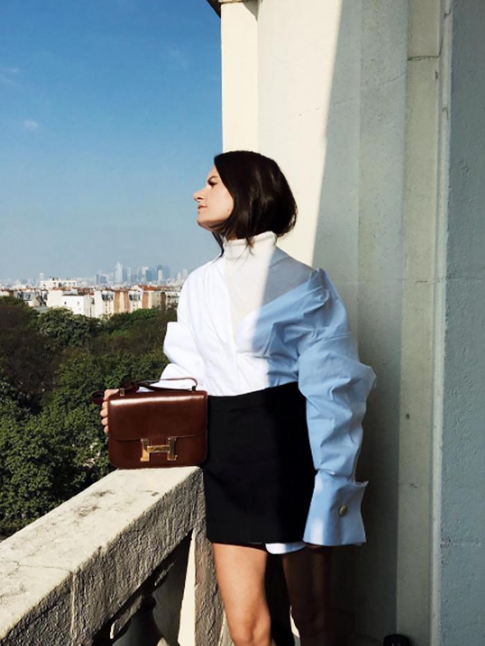 French Fashion: Marta Cygan of Life of Boheme