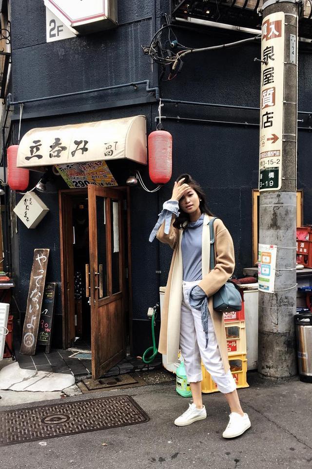 Tokyo summer style
