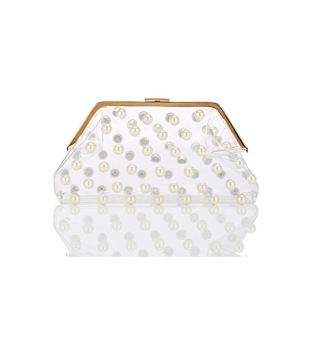 Women's Embellished Clutch