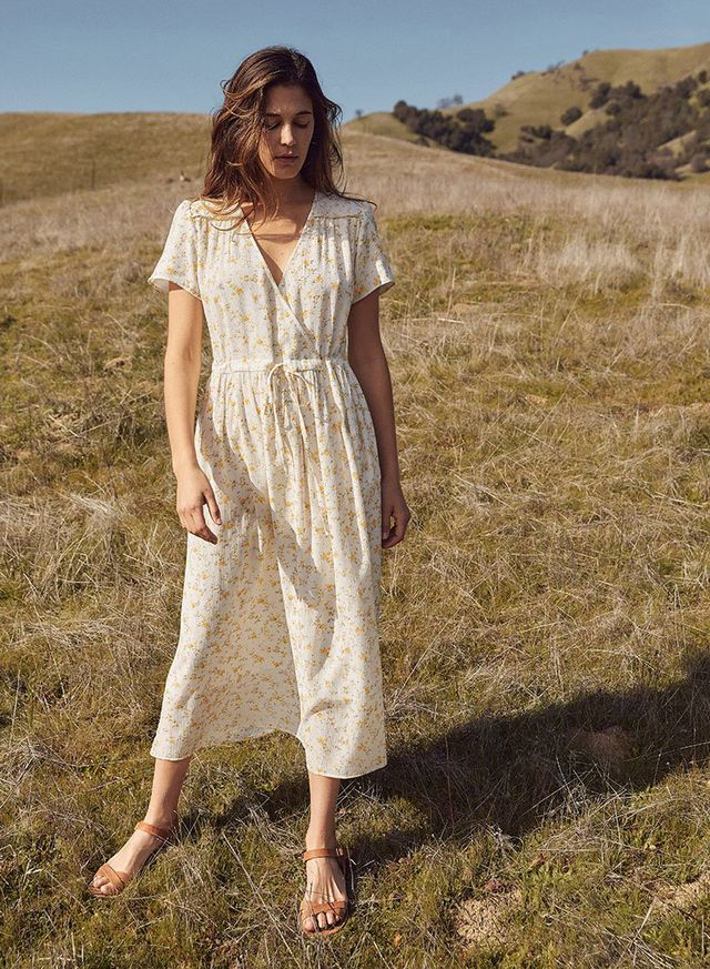 Christy Dawn The Dawn Dress in Chamomile