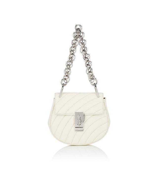 Women's Drew Bijou Small Leather Crossbody Bag