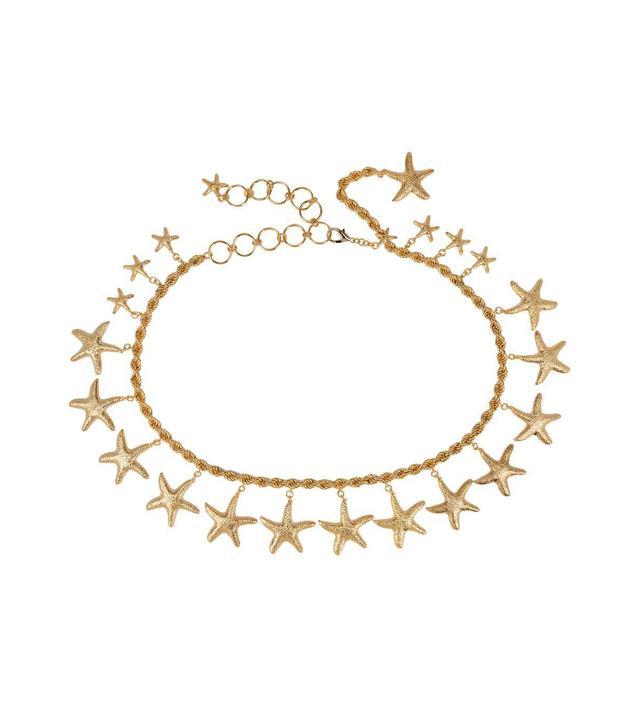 Christie Nicolaides Marea Belt in Gold