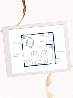 I'm Redecorating My Rental Apartment—Help Me Choose the Floor Plan