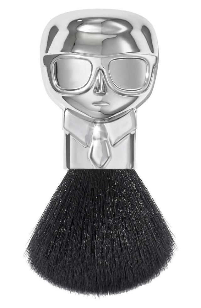 Karl Lagerfeld + ModelCo Kiss Me Karl Buki Brush