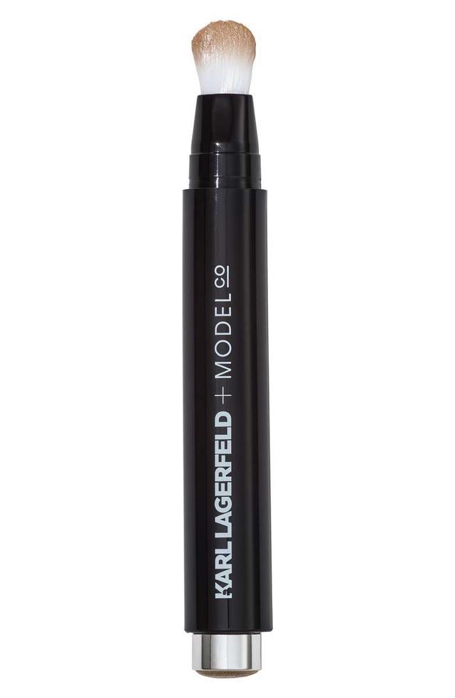 Karl Lagerfeld + ModelCo Kiss Me Karl Liquid Luminizer Strobing Pen