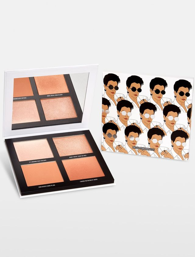 Kris x Kylie Collection Face Palette