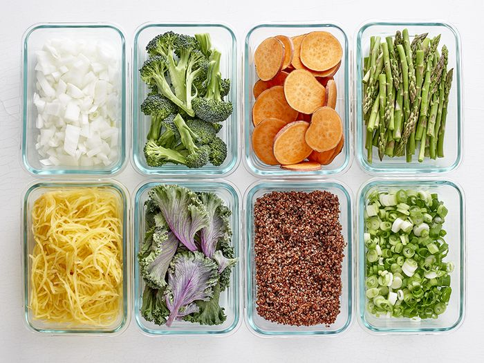 How to Meal Prep in Less Than an Hour