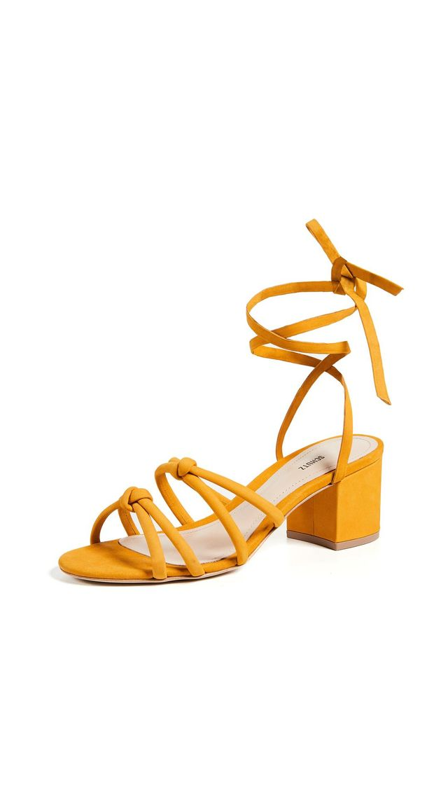 Francy's Strappy Sandals