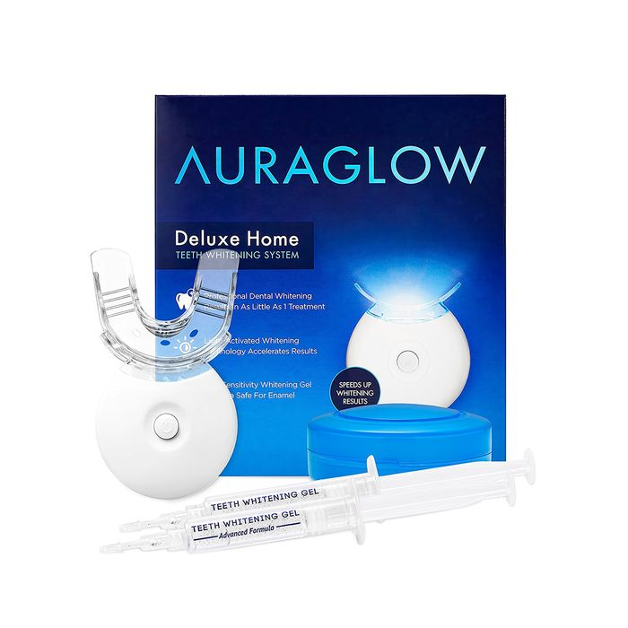 Deluxe Home Teeth Whitening System by AuraGlow