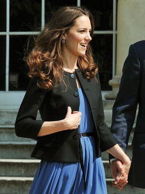 Here's What Kate Middleton Wore for Her Honeymoon