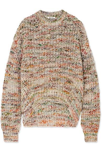 Zora Chunky-knit Sweater