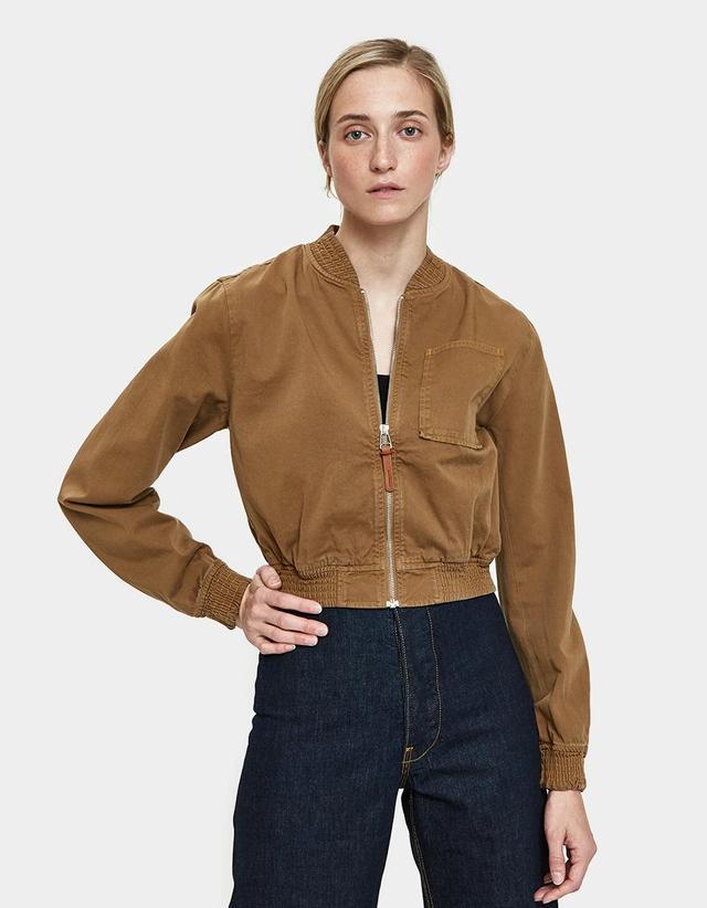 Arzu Cotton Chino Jacket