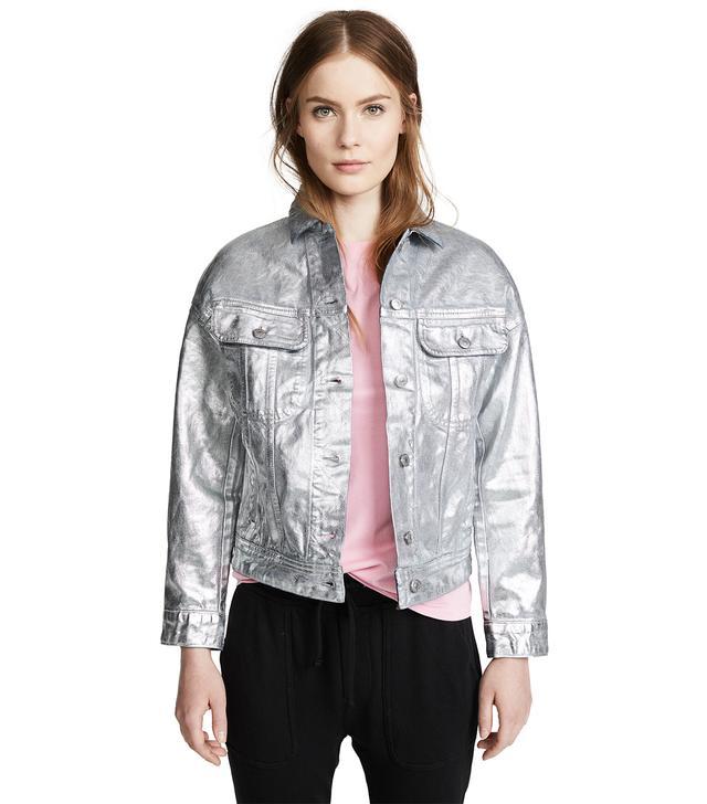 Lamp Silver Jacket