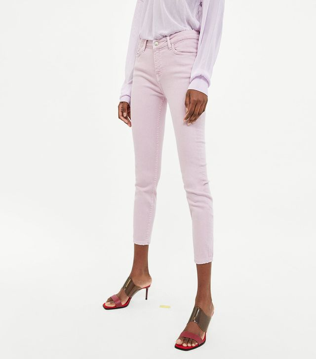 Zara Skinny Jeans in Colors