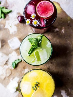 5 Mocktail Recipes That Don't Have Booze But Are Anything But Boring