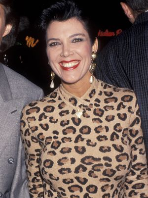 Hear Me Out—Kris Jenner's '90s Wardrobe Is So Perfect for Now
