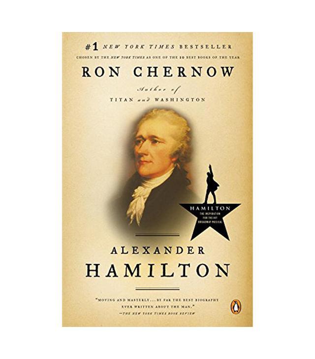 Ron Chernow Alexander Hamilton