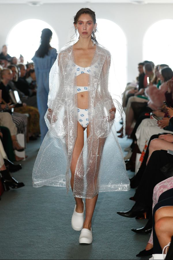 Fashion designers and environmental issues