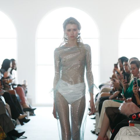 The Creative Way Karla Špetić Addressed Environmental Issues at Fashion Week