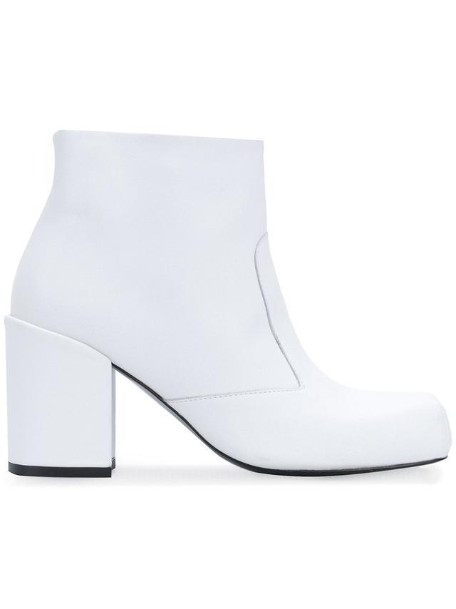 Aalto Block Heel Boots